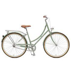 Retrospec Bicycles - Venus-1 Step-Thru Single-Speed City Bike Mint / 38cm, Retrospec Bicycles - 1