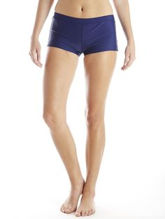 boyshorts in nile blue #reyswimwear #boyshorts #modestswimsuit