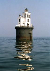 Fourteen Foot Bank Lighthouse,   DE