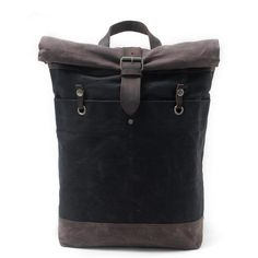 757f436a319 16 Best Vintage Backpacks images   Vintage leather backpack, Bags ...