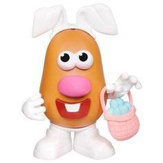 Mr. Potato Head Spud Bunny with Easter Basket:Sale Price: $7.94