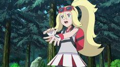#33: ¡Corazones llamándose! ¡¡Más allá del aura!! » Galería de Pokémon XY - Pokémon Paraíso