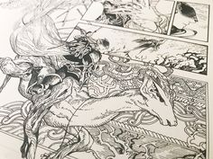 Pixivファンタジアの原稿もありました。これは2011年に描いたものなのでもう7年前になりますが、この頃から今のスタイルが見え隠れ。懐かしいな〜pic.twitter.com/J1CaHg9Qn7 Japanese Illustration, Manga Illustration, Illustrations, Character Design Inspiration, Comic Artist, Art Sketchbook, Ink Art, Art Inspo, Vintage Art