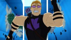 """""""You know what, just... forget the pickles.""""                                                       --Hawkeye"""