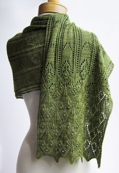 "getting-knitfaced: "" Underappreciated pattern of the day: Coleridge by Elizabeth Doherty ($6) """