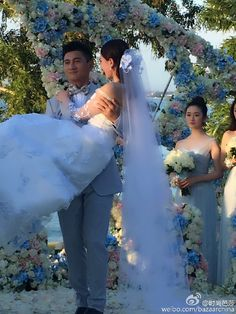 16 Photos from Cecilia Liu and Nicky Wu's fabulous wedding in Bali