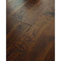 Old City Cisco Hickory 3/8 in. Thick x 6-3/8 in. Wide x Varying Length Engineered Hardwood Flooring (25.40 sq.ft./case)