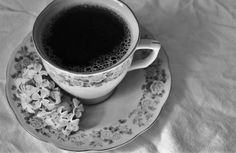 b&w coffee