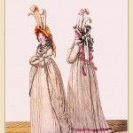 Full Dresses, June 1794 from Gallery of Fashion vol 1