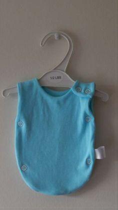 neonatal premature baby clothing vest 1-2lb size
