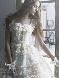 Romantic Wedding Dress by Jill Stuart