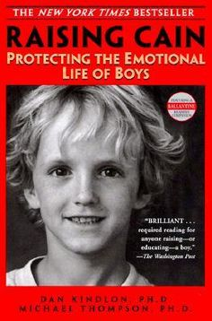 Everyone who works with or helps raise a boy should definitely read this book!