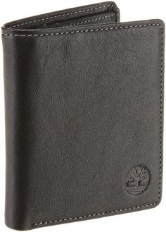 Timberland Men's Block Island Twofold Wallet, Black, One Size Timberland. $28.37. Dry Clean Only. Full-length bill compartment, one credit card pocket, an id window and one hidden card slot. 100% Leather. Made with timberland's devotion to the environment - 100 percent recycled box and inserts, non-toxic tanning process and organic cotton lining