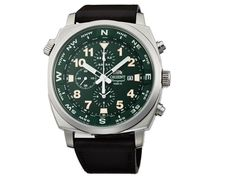 Orient ORIENT watches STT17004F0 chronograph made in Japan -1