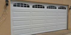steel garage doors by Garage doors 4 Less. Garage Door Springs, Garage Doors, Garage Door Spring Repair, Steel Garage, Outdoor Decor, Home Decor, Interior Design, Home Interior Design, Home Decoration