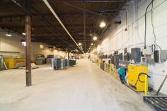 The property is situated on the North side of Laperriere Avenue in the Woodward / Laperriere Industrial area of the City of Ottawa.  #1523Laperriere #SpaceForLease #Ottawa #Warehouse
