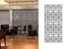laser cut screens patterns