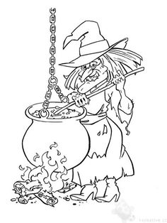 printable mickey mouse clubhouse halloween coloring pages for kids.free print out disney characters mickey mouse clubhouse halloween coloring pages for kids Scary Coloring Pages, Disney Coloring Pages, Free Coloring Pages, Printable Coloring Pages, Coloring Books, Halloween Coloring Sheets, Coloring Sheets For Kids, Witch Drawing, Witch Pictures
