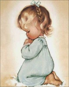 Now I lay me down to sleep, I pray the Lord my soul to keep. If I should die before I wake, I pray the Lord my soul to take. Images Vintage, Photo Vintage, Vintage Pictures, Vintage Cards, Cute Pictures, Indian Pictures, Prayers For Children, Illustration Art, Illustrations