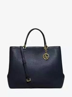 MICHAEL MICHAEL KORS ANABELLE EXTRA-LARGE LEATHER TOTE