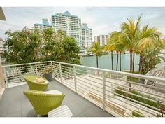 "A sophisticated design mixing modern & classic elements epitomizing a ""new luxury"". A private home, fantastic for entertaining. 2 car garage. - See more at: http://search.nancybatchelor.com/idx/details/listing/a016/A1793236/Miami-Beach-A1793236#.Unr8sI2E6wE"