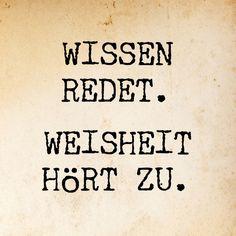 ...Weisheit...♡♡♡