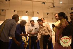 The Rabindra Bharati University's Students' Annual Exhibition 2018, organised by its Faculty of Visual Arts was inaugurated at the Academy of Fine Arts.