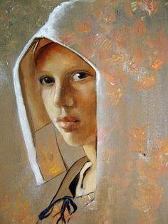 Joan Butler Gore, geïnspireerd door Vermeer