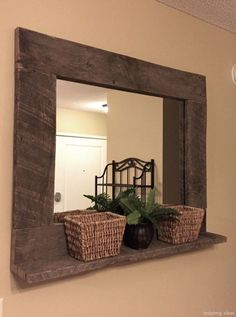 Adorable 70 Awesome DIY Rustic Home Decor Ideas https://decorisart.com/38/70-awesome-diy-rustic-home-decor-ideas/