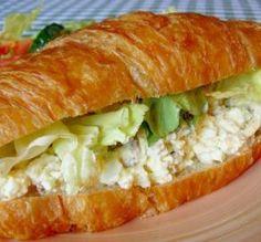 Bacon 'n' Egg Salad Sandwiches www.khenry.SBC90.com Ingredients 4 ...