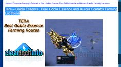 Goblu Essence Farming Locations Guide (Pure Goblu Essence, Aurora Scarabs) Tera Fate of Arun