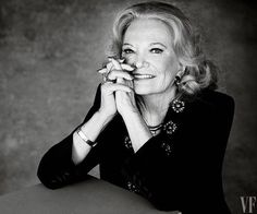 From @VFVanities: Throughout her six-decade acting career Gena Rowlands has specialized in nuanced portrayals of complex heroines. Her acting in films such as Gloria and A Woman Under the Influence directed by her first husband John Cassavetes is a master class in understated performance. Its little wonder shes Hollywoods favorite living legend. See the rest of @VanityFair's 2017 Style Portfolio at the link in bio. Photograph by @PatrickDemarchelier.  via VANITY FAIR MAGAZINE OFFICIAL…