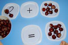 Kasztanowa matematyka