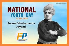 National Youth day 12 Jan. 2018 Swami Vivekananda Jayanti FASHION PHOTOS (A Graphic Design Company)  #Logo, #Magazine, #Brochure, #Visualette, #Dog Ad, #Poster,  #Visiting #Card, #Festival, #Advertising, #Infographic,  #Product #packaging, #Label #Social #Media #Design, #Invitation,  #Getting #Card, #flyers, #catalog, #Model #Portfolio #Design #graphicdesign, #fashionphotos, #designer, #Productdesign, #viveksharma Creation By FASHION PHOTOS www.fashionphotos.in