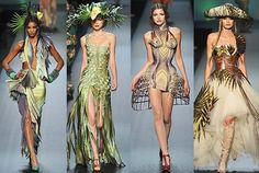 Critics Drool Over Jean Paul Gaultier's Spectacular Couture Mexican Fiesta - The Cut