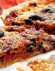 GRAND FRAIS vous propose cette recette Tarte à la mozzarella et aux légumes d'été pour 6 personnes. Bon appétit !