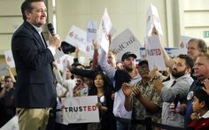Ted Cruz invokes Reagan in California: 'There's a new revolution brewing'