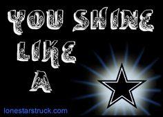 Shining star...