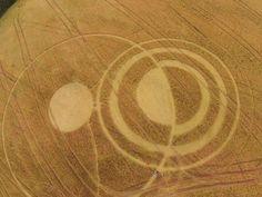Marcas misteriosas voltam a aparecer em plantações no Oeste de SC