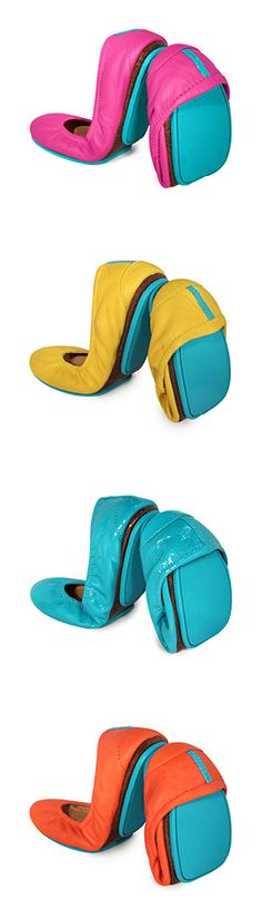 Travel in Tieks - th