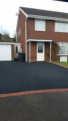 19 best rubber driveways images on pinterest driveways resin and rubber driveway instalation in cheshire trojandrives rubberdriveway rubbercrumb resindrive solutioingenieria Images