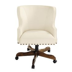 wingback office chair furniture ideas amazing. Neo Upholstered Wingback Office Chair   Pinterest Crates, Barrels And Chairs Furniture Ideas Amazing W