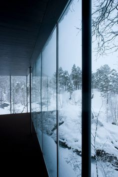 Juvet Landscape Hotel, Valldal, Norddal, Noruega