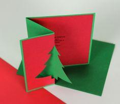 Best 12 Beautiful DIY & Homemade Christmas Greeting Cards By Mail Pop Up Christmas Cards, Christmas Pops, Homemade Christmas Cards, Pop Up Cards, Christmas Greeting Cards, Christmas Greetings, Handmade Christmas, Homemade Cards, Holiday Cards