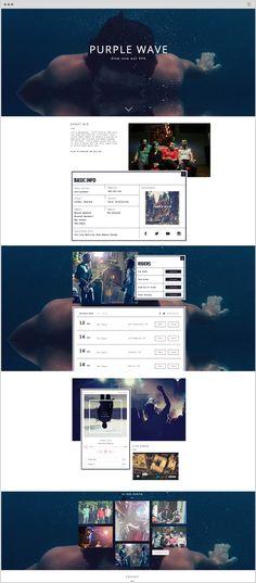 Film Editor Website Template | Wix Website Templates | Pinterest ...