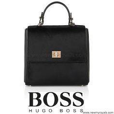 Doña Letizia Hugo Boss BOSS 'Bespoke T. Handle M' bag