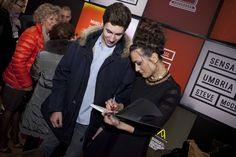 The bookshop of Sensational Umbria by Steve McCurry #McCurry #SensationalUmbria #SU14 #Perugia #mostra #Fotografia #Photography #exhibition #Umbria #book #museum #art #bookshop #catalogue