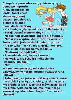 30 najlepszych kawałów na poprawę humoru – Demotywatory.pl Best Memes, Best Quotes, Weekend Humor, Im Depressed, Smile Everyday, Good Jokes, Wtf Funny, Pranks, Fun Learning