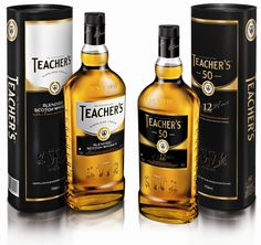 Scotch Whisky | Teacher's - India's # 1 Selling Scotch Whisky now In a Bold New Look