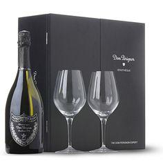 DOM PERIGNON Dom Perignon Oenotheque gift set Spirit Gifts, Dom Perignon, Wine Design, Wine And Spirits, Fine Wine, Innovation Design, Wine Recipes, Craft Beer, Wines